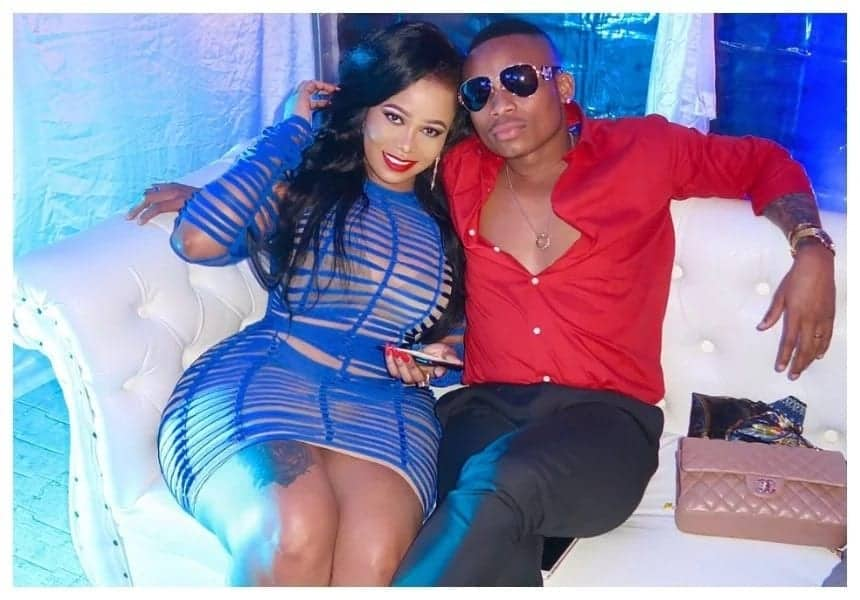 Vera Sidika dismisses rumors she used and dumped singer Otile Brown