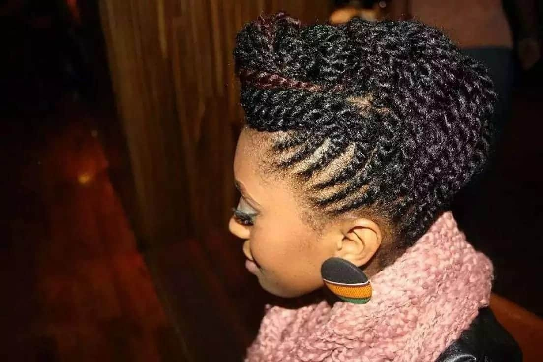 Ghanaian hairstyles