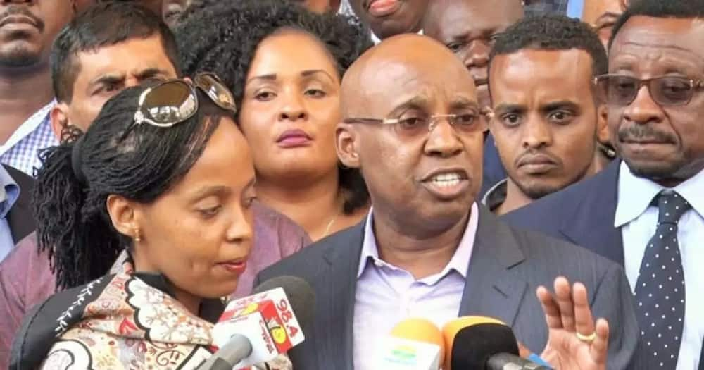 Jimmy Wanjigi wealth and net worth