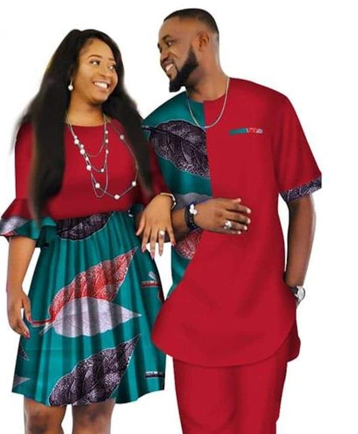 Trending African Wear For Couples Tuko.co.ke
