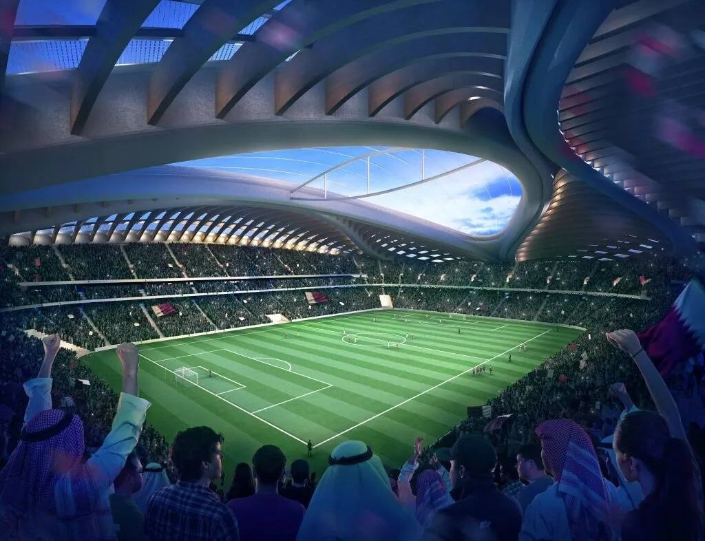 Meet the architect behind vagina-shaped stadium for 2022 World Cup