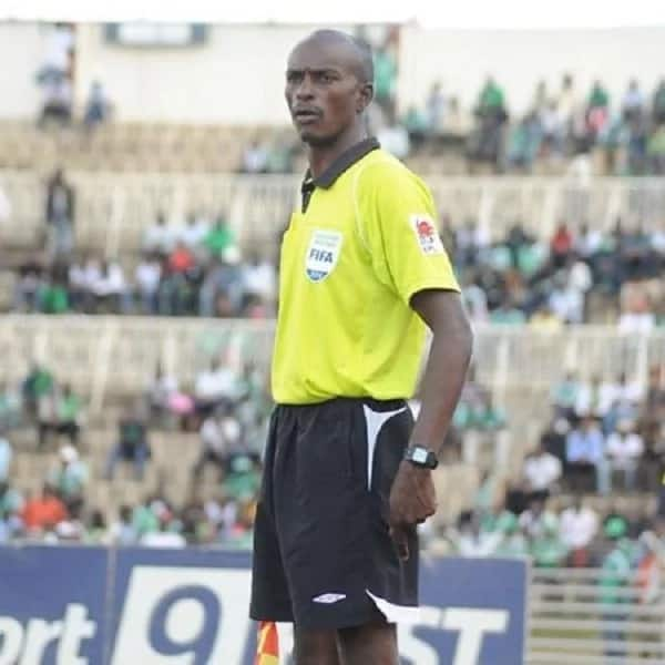 Its official! Kenyan referee Marwa appointed as World Cup Russia 2018 match official