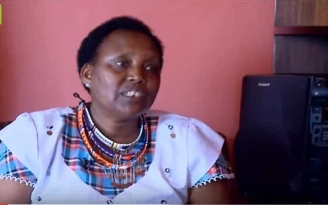 Nkaissery widow rewarded