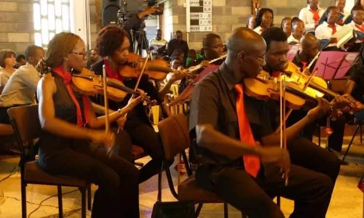 music schools in Kenya