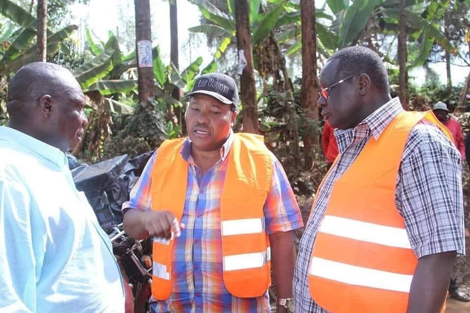 Kiambu deputy governor tells off Waititu, says he won't resign in bitter fallout