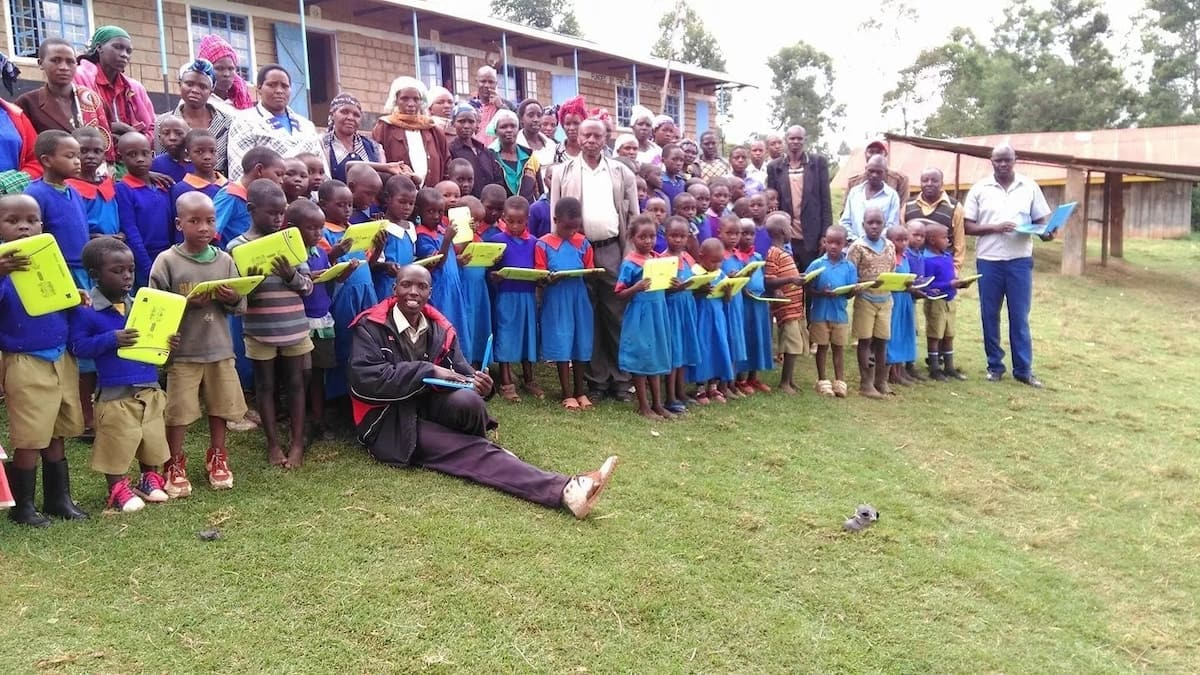 Government tasks Nyumba Kumi to secure primary school laptops