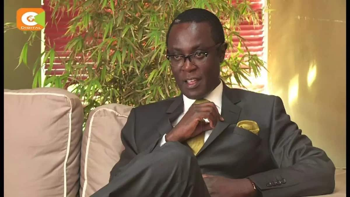 Controversial analyst Mutahi Ngunyi mocks Babu Owino after court tossed out his victory