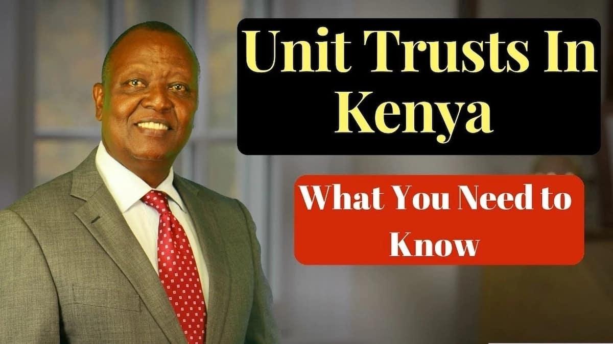 List of unit trusts in Kenya