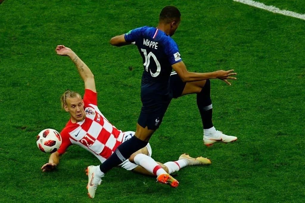 Arsenal launch KSh 3.2 billion offer for Croatia World Cup star Domagoj Vida