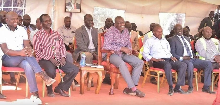 Jubilee leaders call for stern action against Raila and his troops following controversial swearing-in