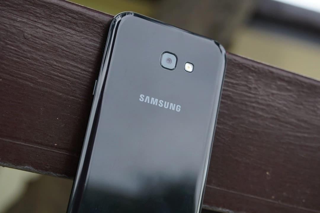 Samsung A7 photos