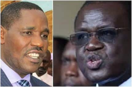 Please withdraw your support for Uhuru - Munya urged by fellow Jubilee Senator