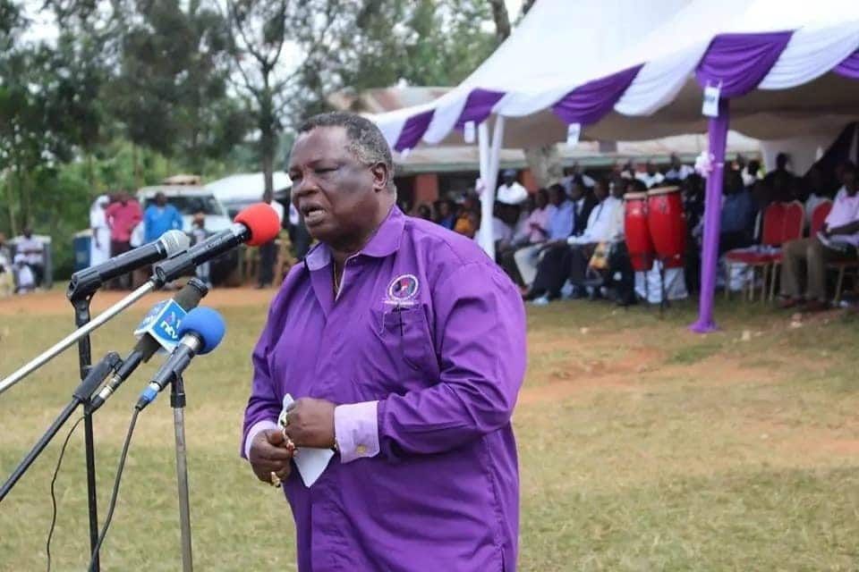 Raila will have won 2022 presidential seat by 10am - Francis Atwoli