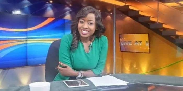 Citizen TV maintains Jacque Maribe is still an employee but on leave as she faces murder charge