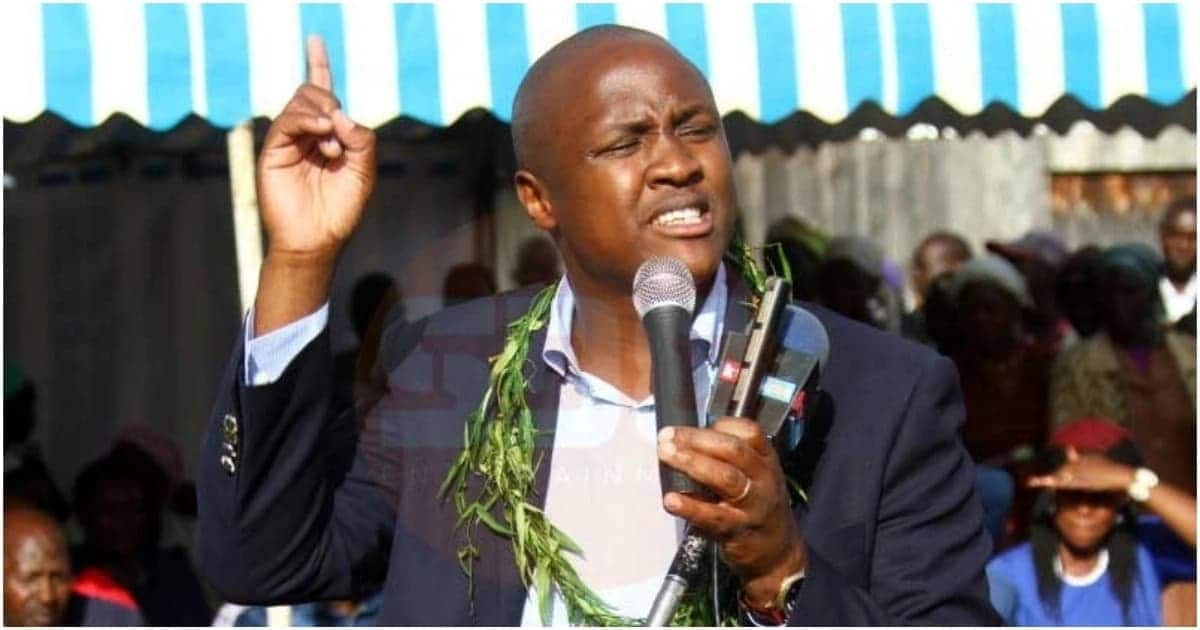Nandi Hills MP Alfred Keter survives election petition