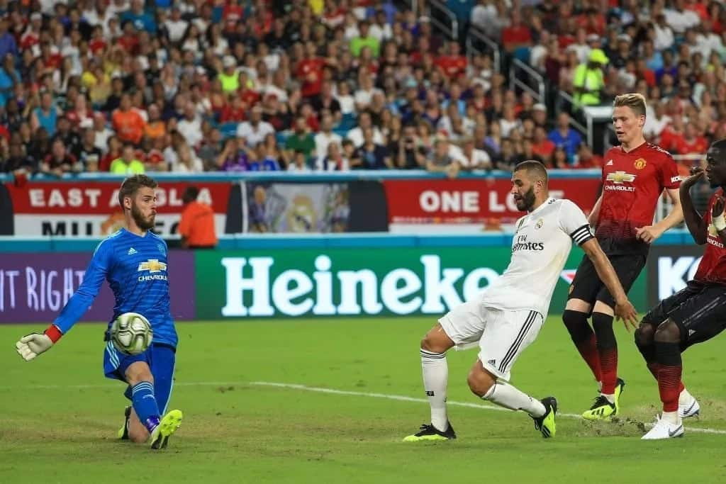 Asensio pokes fun at De Gea calling him 'Karius' during Real Madrid vs Manchester United firendly