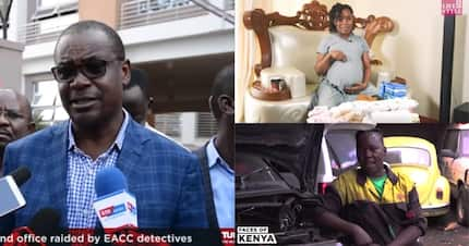 Meet girl from Kisumu who rose from house-maid to mechanic, plus 4 other trending videos