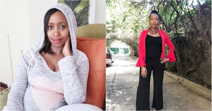 No, I am not carrying twins - ex-anchor Janet Mbugua shares pregnancy progress