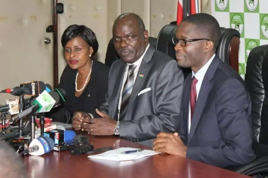 Don't ask me about resignation - Chebukati says in wake of IEBC crisis