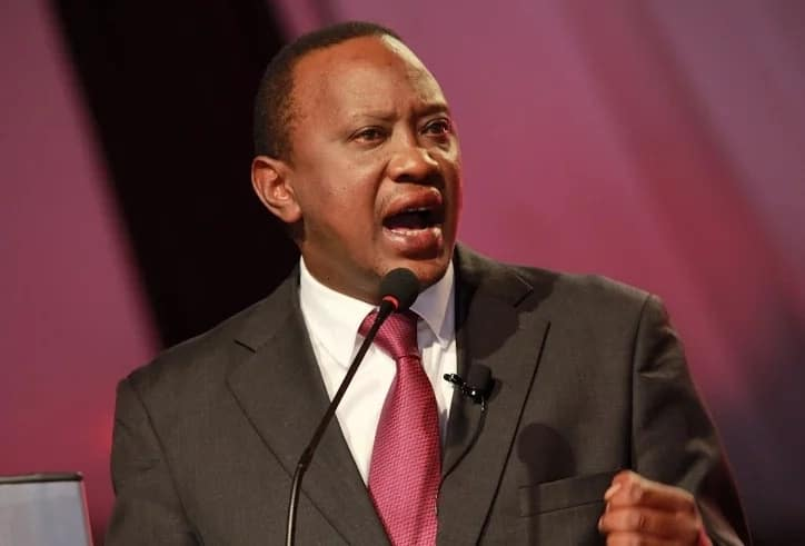 Uhuru finally speaks following tragic dam tragedy in Nakuru which claimed 44 lives