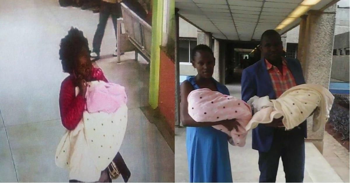 Mtoto aliyeibwa kutoka Hospitali Kuu ya Kenyatta apatikana na TUKO.co.ke ina maelezo