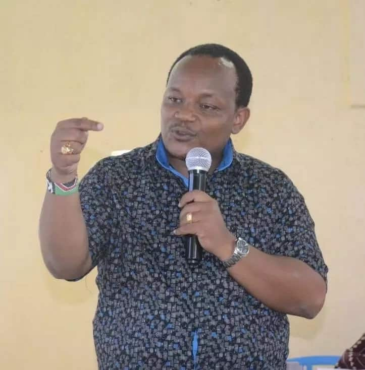 Jubilee leaders insulting Raila don't represent Uhuru - MP Ngunjiri Wambugu