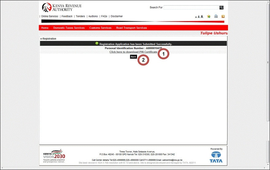 An Easy Guideline to Apply for a KRA Clearance Certificate