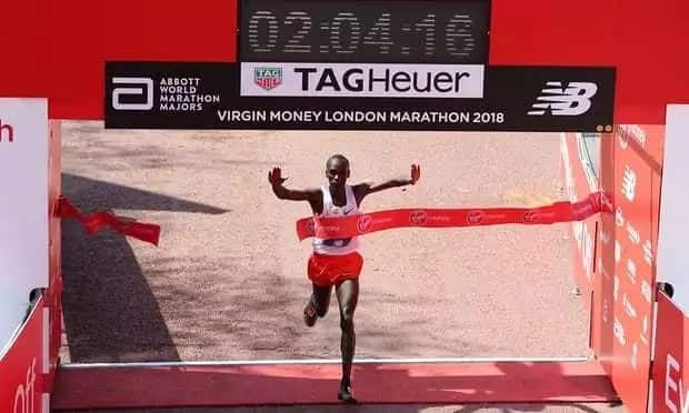 Kenya conquers London after winning men and women's races