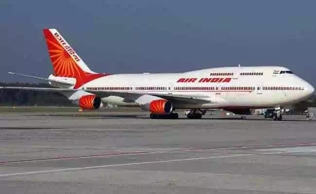 Indian air hostess flies out of plane, suffers injuries