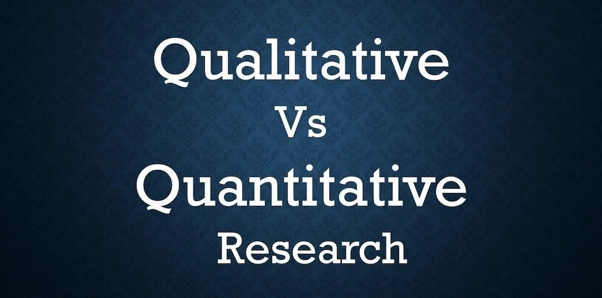 Difference between qualitative and quantitative research, compare qualitative and quantitative research, qualitative vs quantitative research