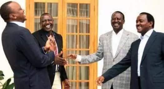 Francis Atwoli advises Uhuru how to beat Raila in August