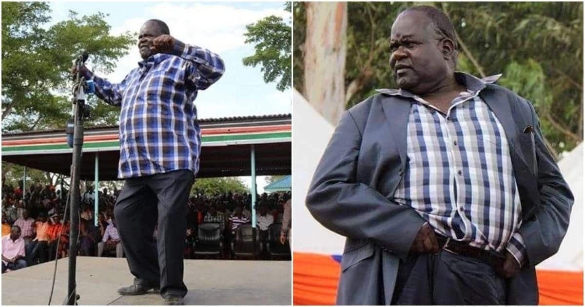 Awiti governor attire pictures and comments