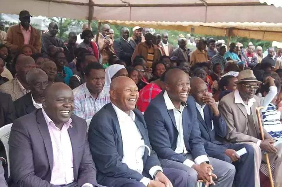 Wabunge Wakalenjin wamtaka Uhuru avunje mkataba wake na Raila ili kumfaa Ruto 2022