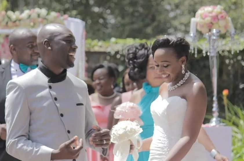Why Betty Kyalo divorce her husband