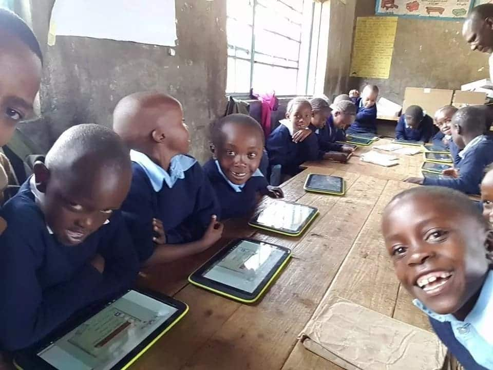 Jubilee laptops programme buzzing as pupils set to receive 1.2 million more tablets