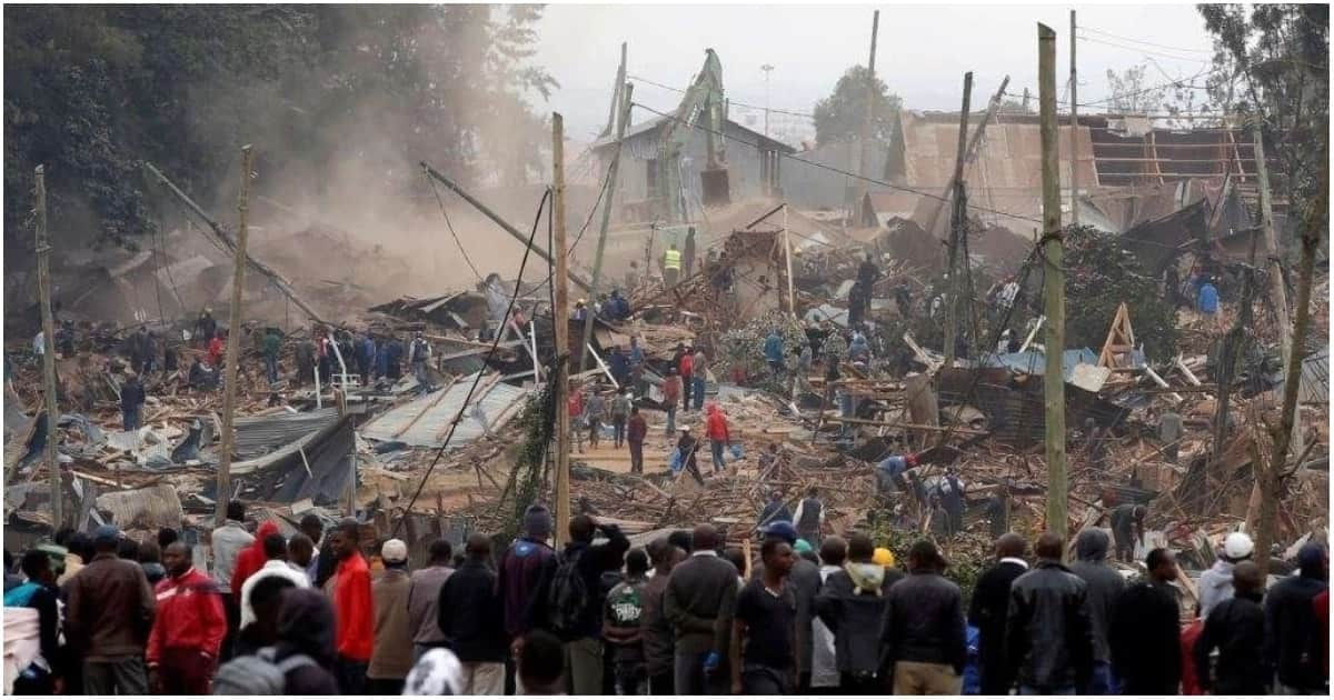 Kibera slum dwellers affected by forceful evictions take government to court