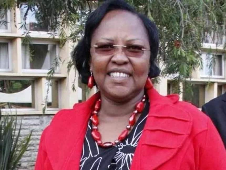 Another female Jubilee MP loses parliamentary seat