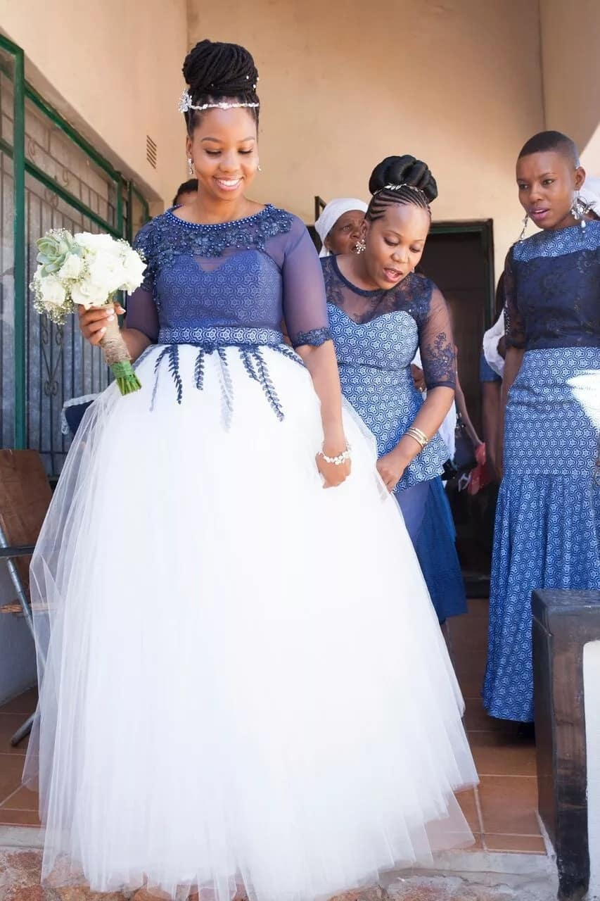 Best African wedding dresses pictures and styles 2019