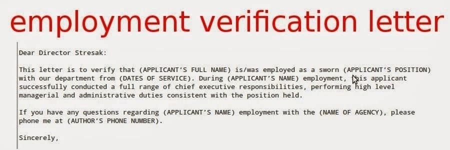 employment verification letter what is employment confirmation letter employment confirmation letter sample