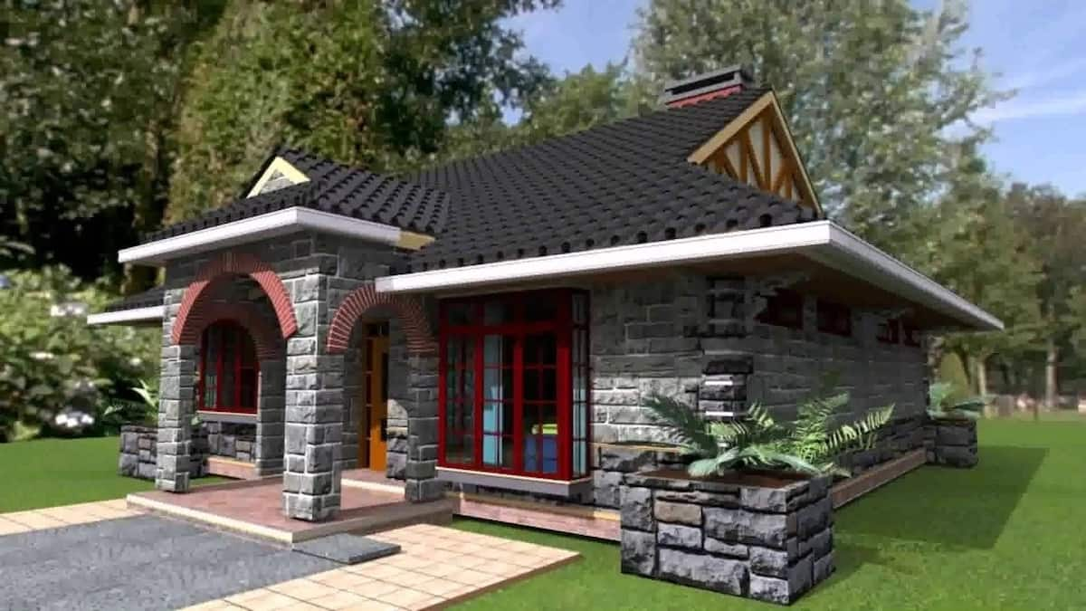 Modern house plans in kenya beautiful house designs kenya