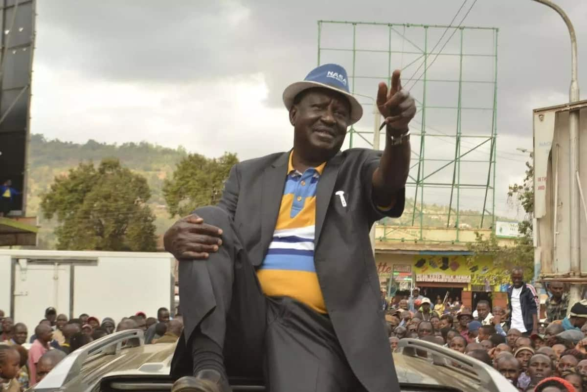 Raila's only condition for dialogue with Uhuru ahead of his controversial swearing in