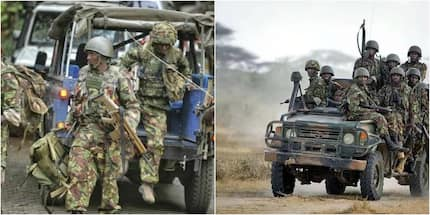 KDF soldiers rescue 13 Kenyans held captive by al Shabaab in Somalia