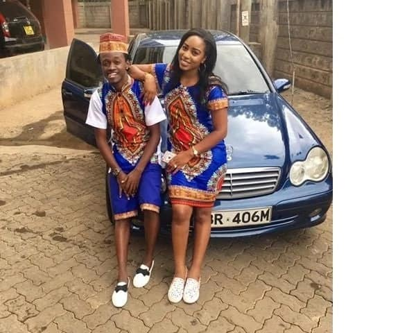 Finally gospel singer Bahati reveals the woman in his life