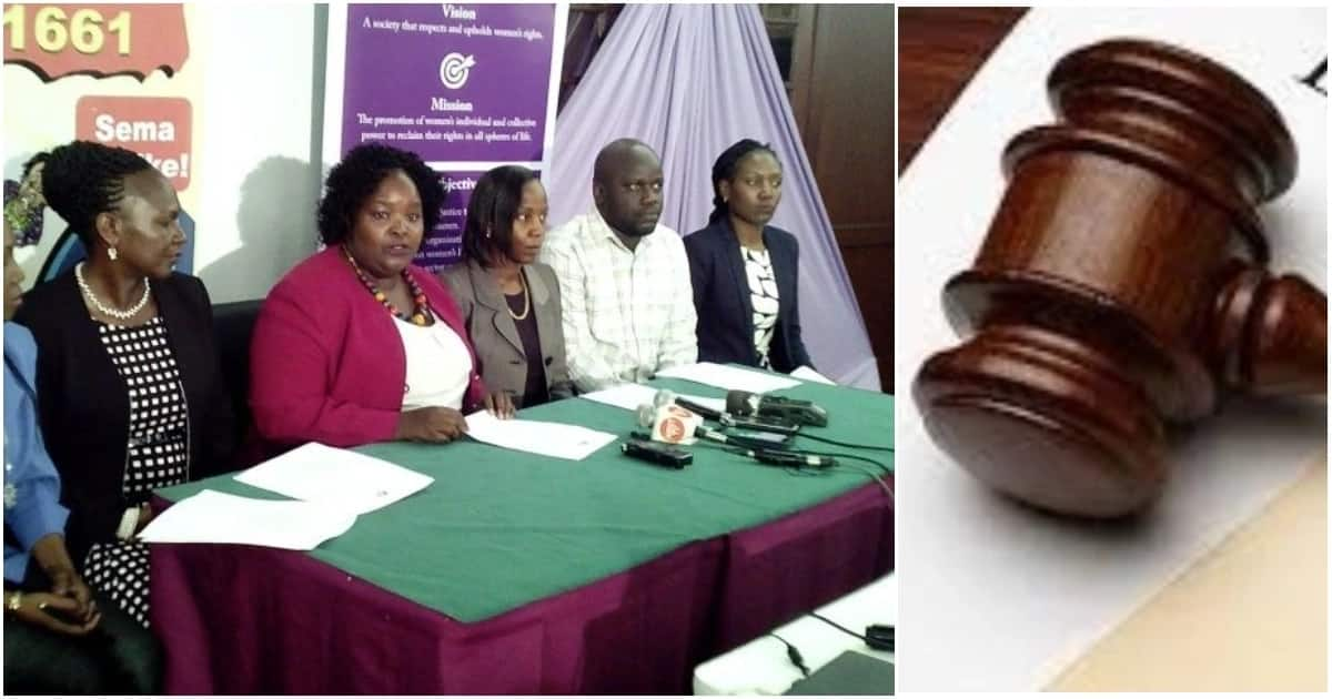 Kenya being dragged back to days women had no rights - FIDA fights back after court ruling