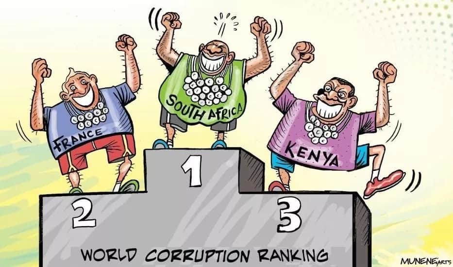 Effects of Corruption in Kenya: Why the Vice Should Be Eradicated