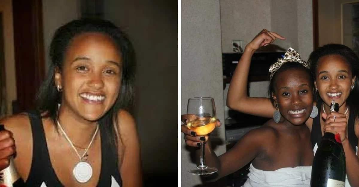 Ngina Kenyatta's nightlife and what she drinks