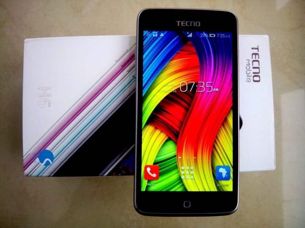 Tecno H6 price in Kenya specs & review ▷ Tuko co ke