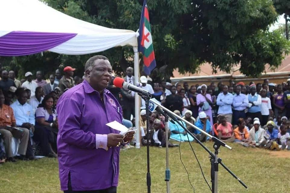 Inside story of Francis Atwoli's bitter fallout with second wife and mum to his three children