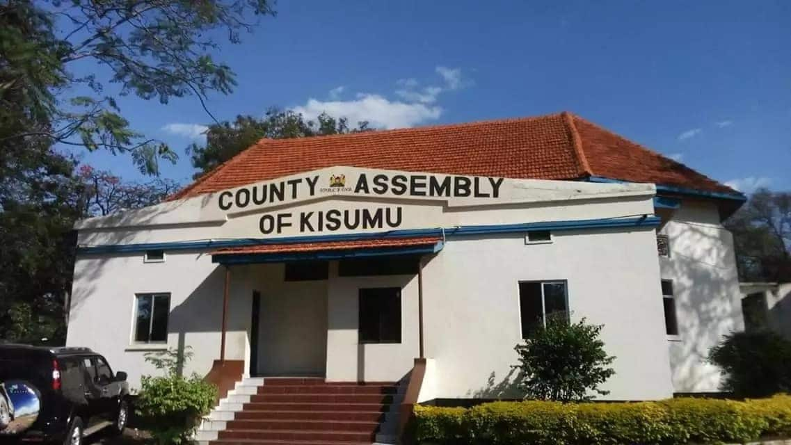 Scare in Kisumu county assembly as Sergeant-at-Arms fires his gun