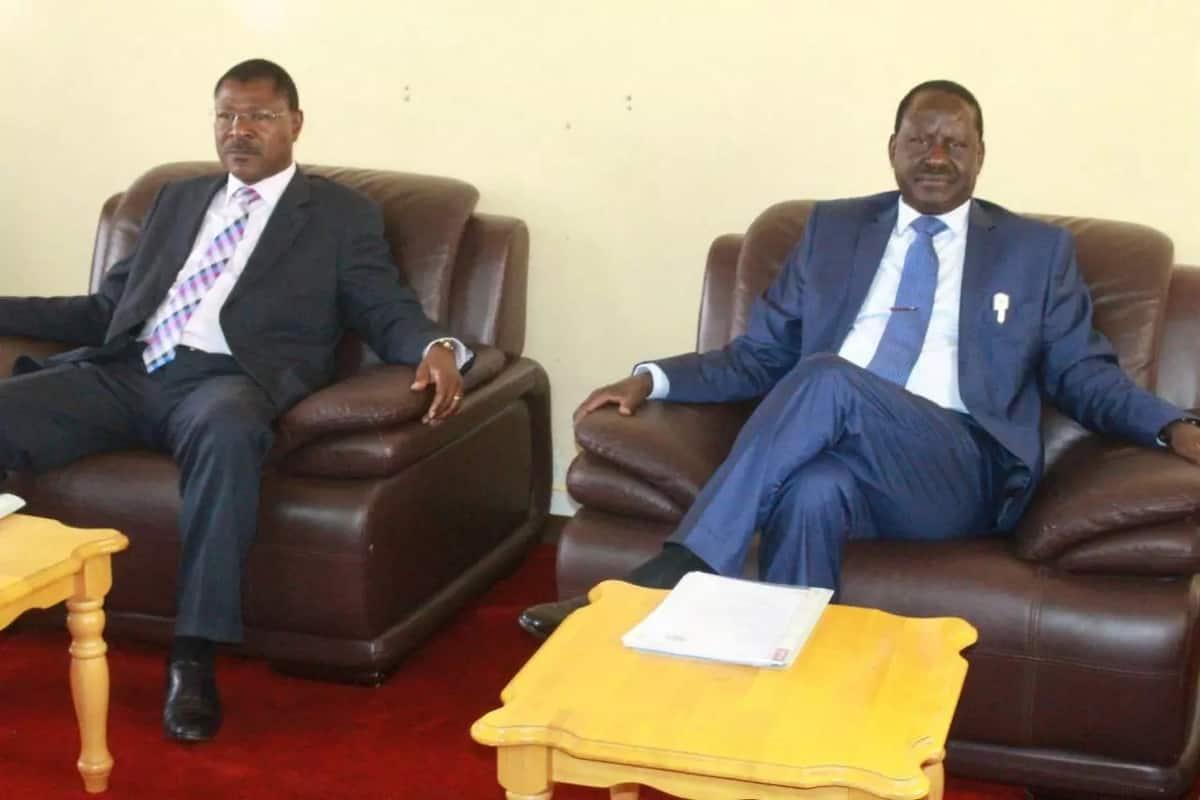 Moses Wetang'ula useless Luhya broker - ODM hits back